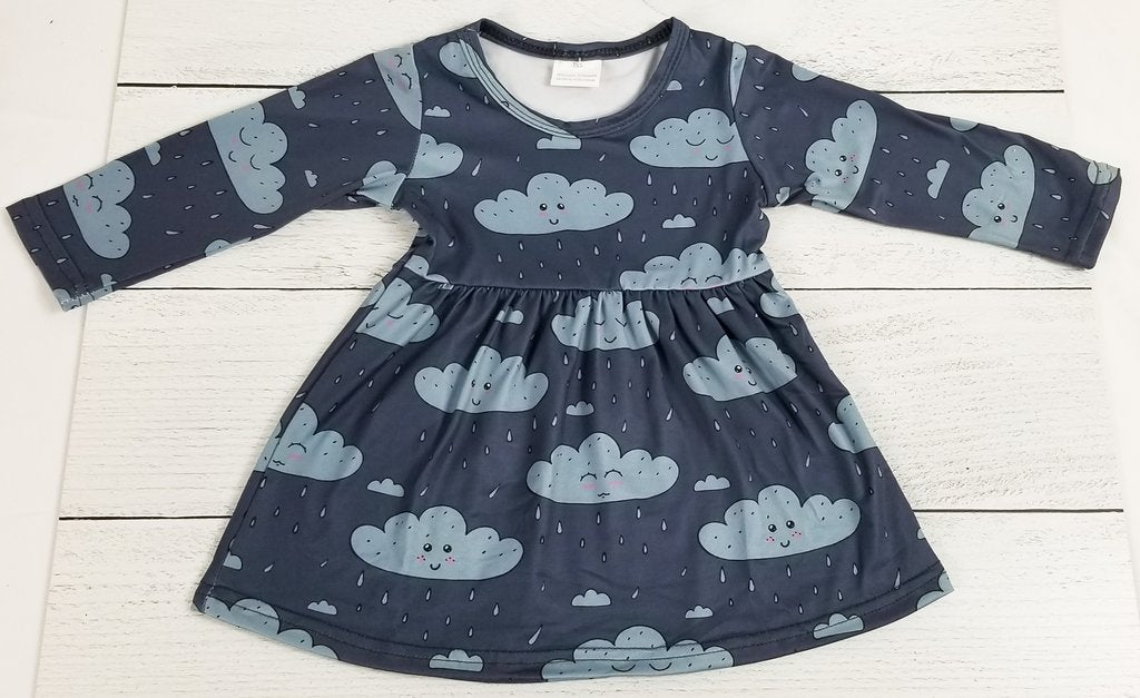 I Love Rainy Days Dress
