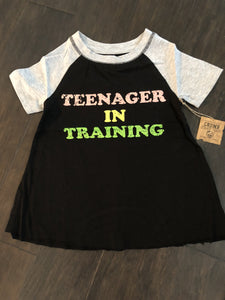 Teenager In Training Tee