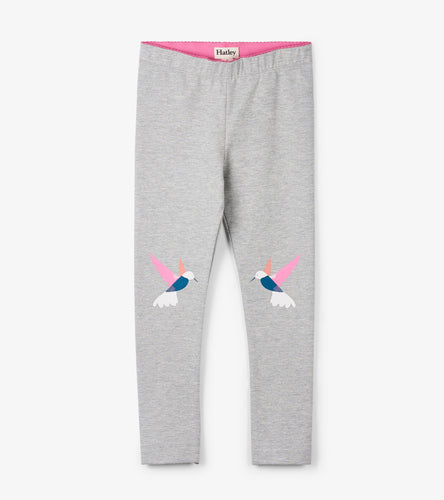 Graceful Hummingbirds Leggings