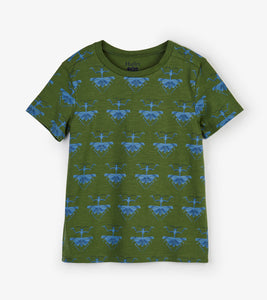 Multiple Mantises Graphic Tee