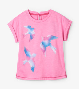 Singing Hummingbird Graphic Tee