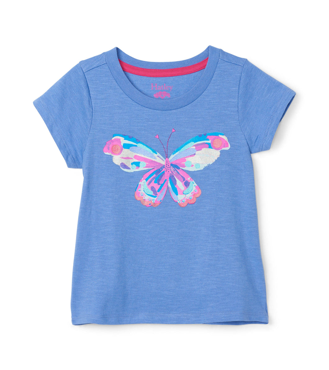 Soaring Butterfly Graphic Tee