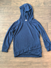Load image into Gallery viewer, Miriam Navy Sweater Hoodie