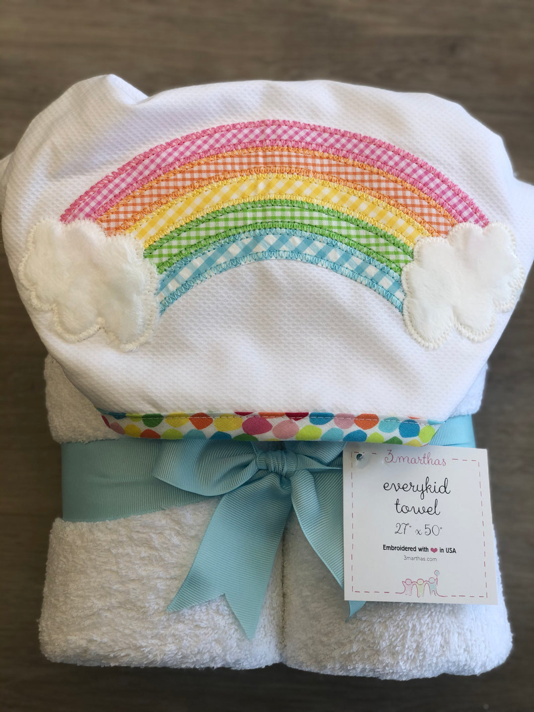 Rainbow Everyday Towel