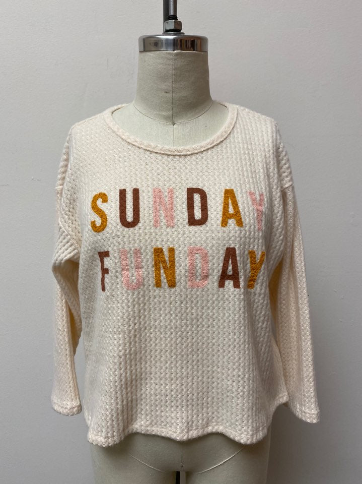 Sunday Funday sweater