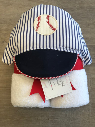 Baseball Cap Everyday Towel
