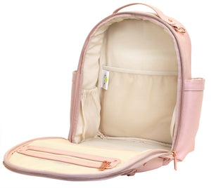 Blush Itzy Mini™ Diaper Bag Backpack