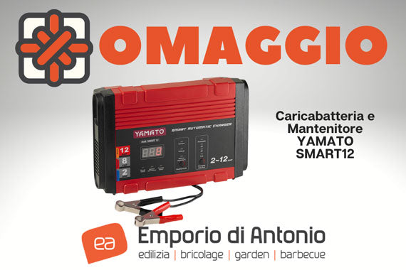Caricabatterie Mantenitore Smart12