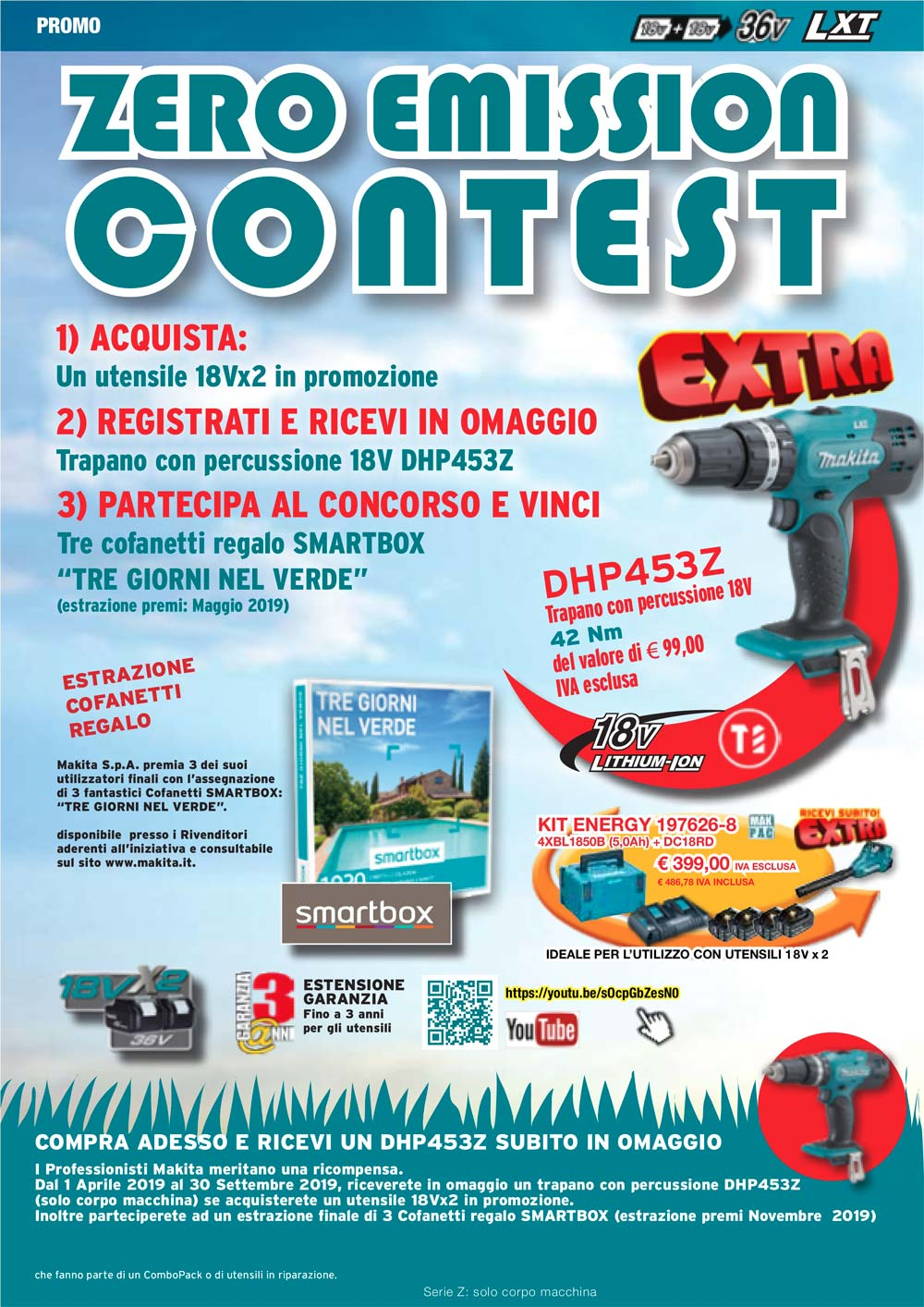 Makita - Zero Emission Contest