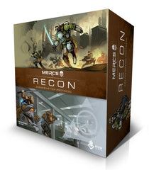 ONLINE ONLY! MERCS Recon: Assassination Protocol