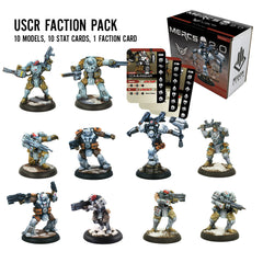 MERCS 2.0 Faction Pack