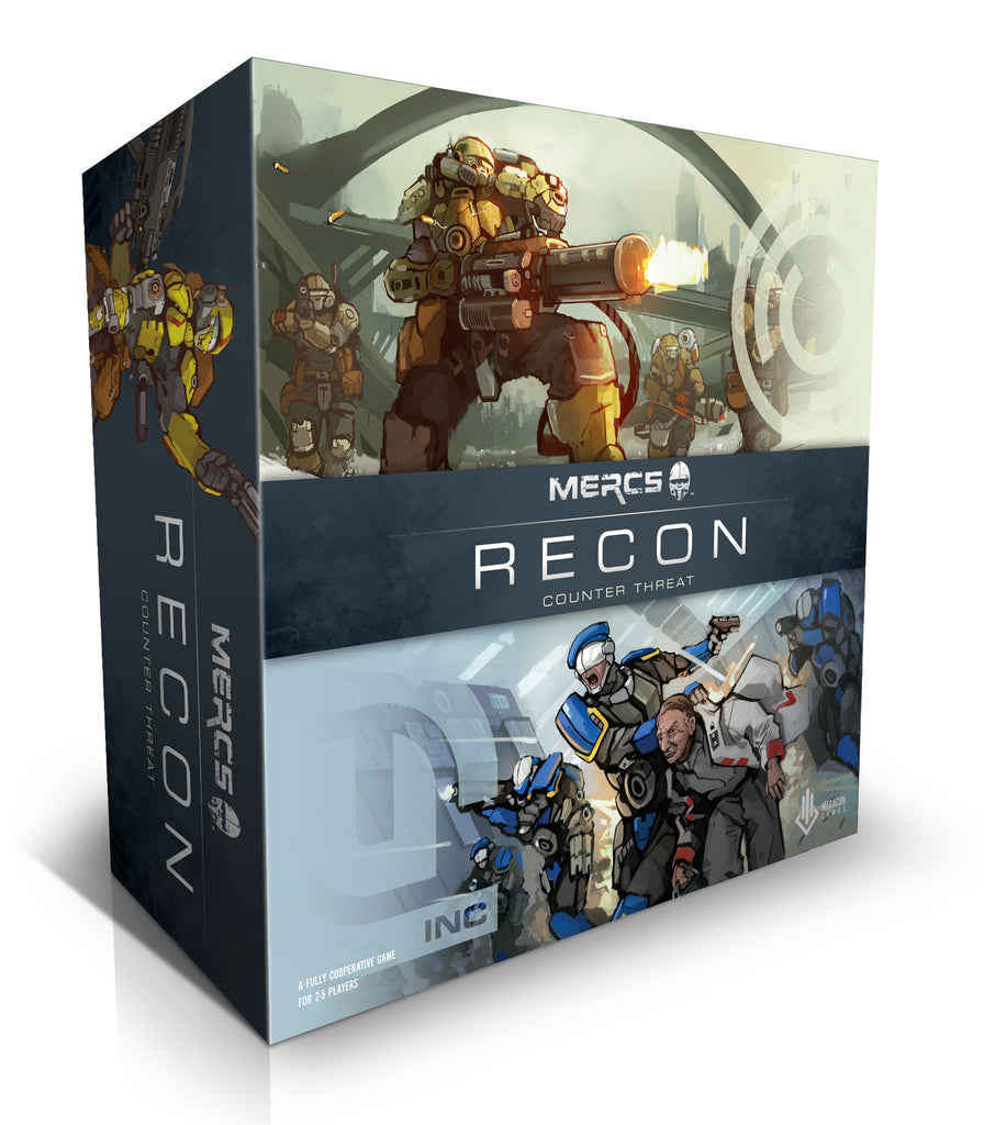MERCS: Recon Counter Threat