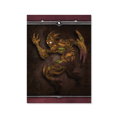 Myth Hero Card Sleeves