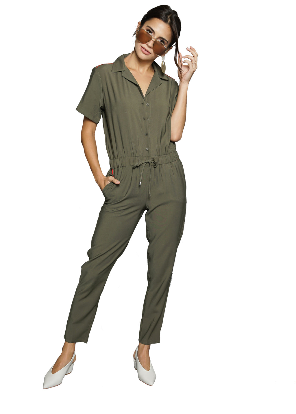 Reiko Cary Jumpsuit