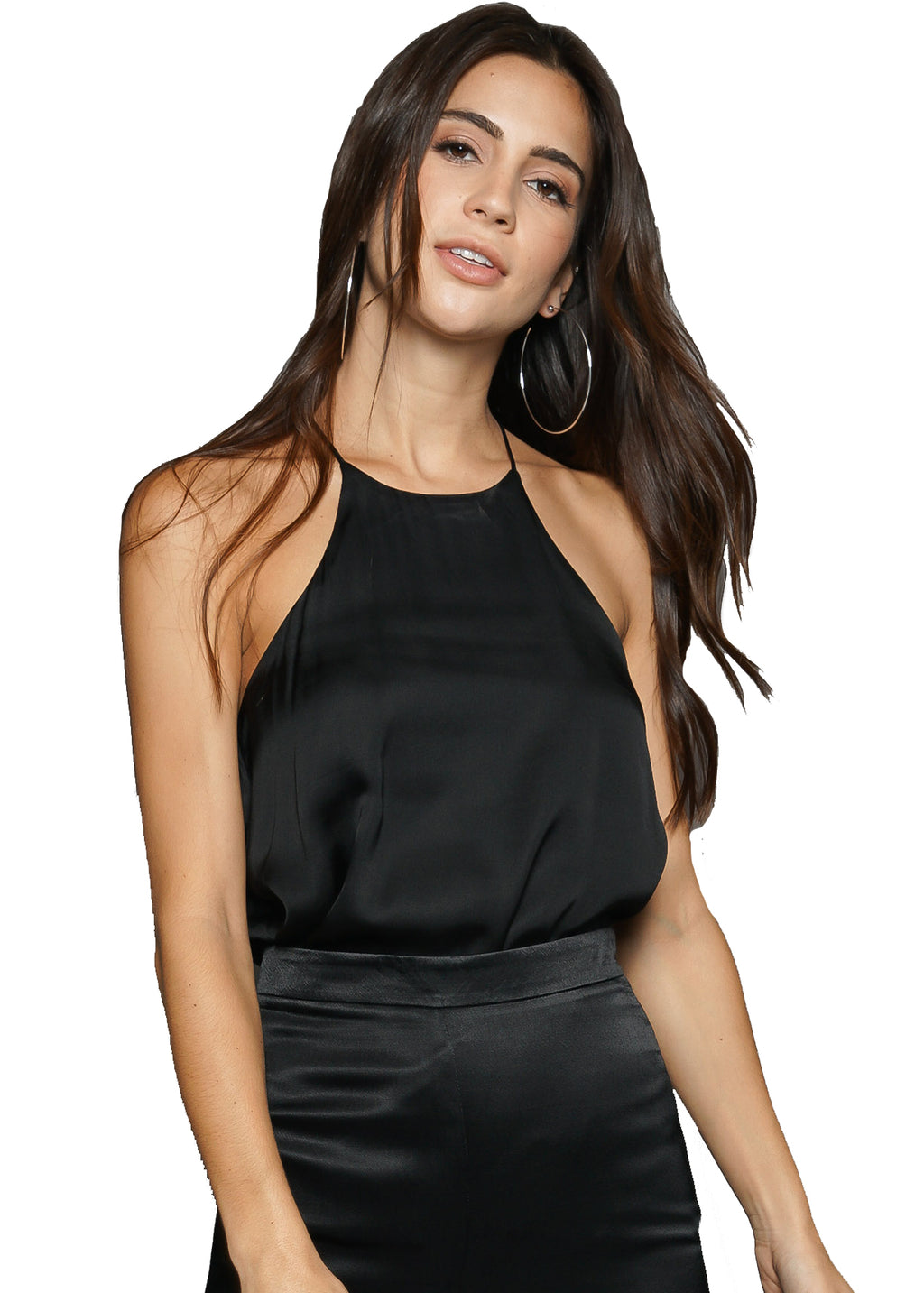 Blaque Label High Neck Tank
