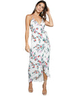The Jetset Diaries Flowers in Your Hair Maxi Dress