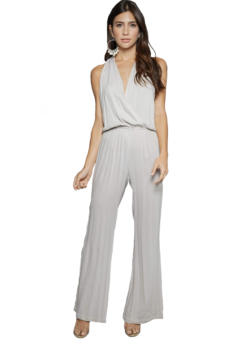 Indah Smoke Jumpsuit
