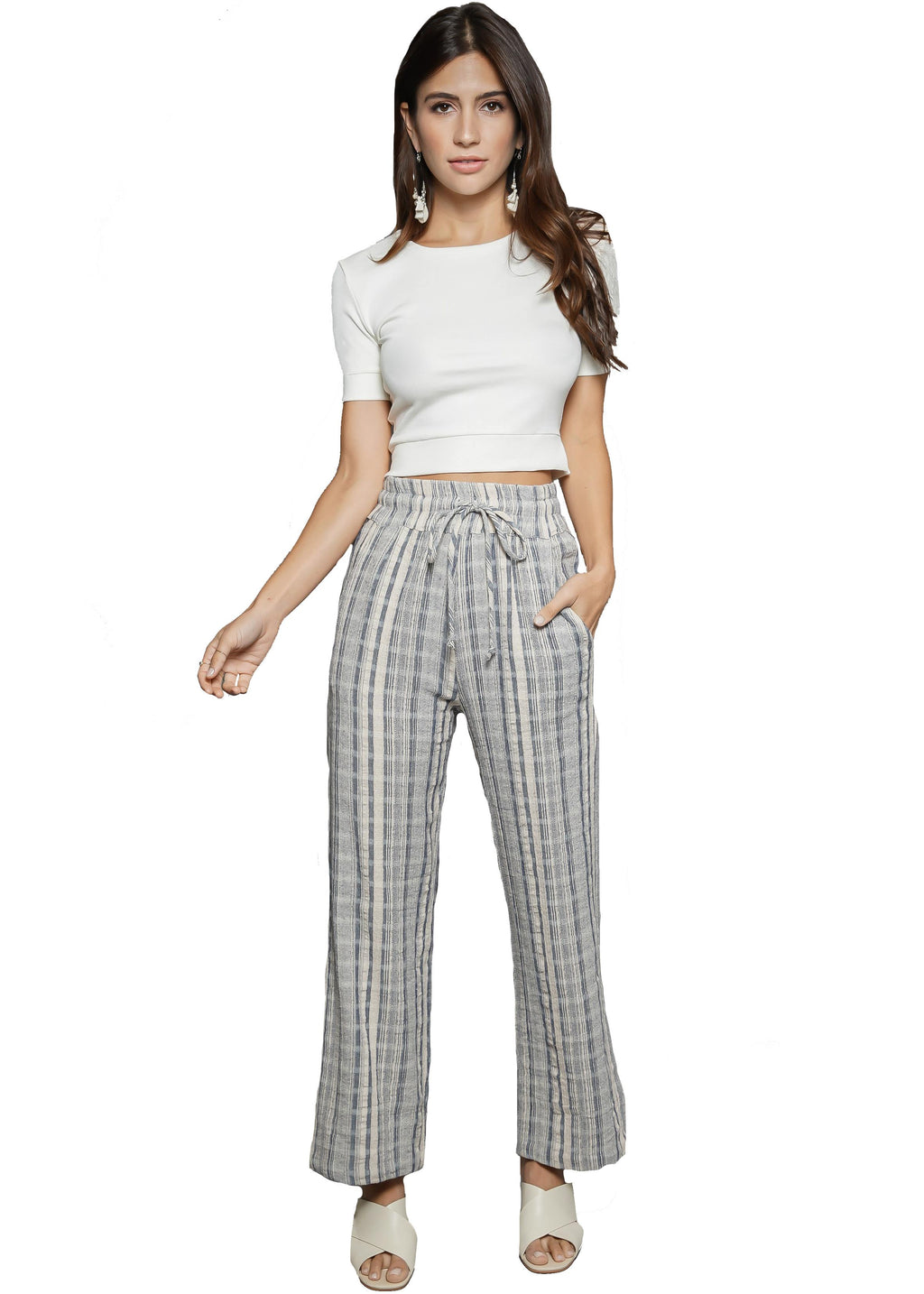 The Lady & The Sailor High Waisted Pant