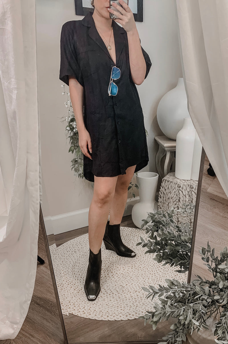 Faithfull Caldera Shirt Dress