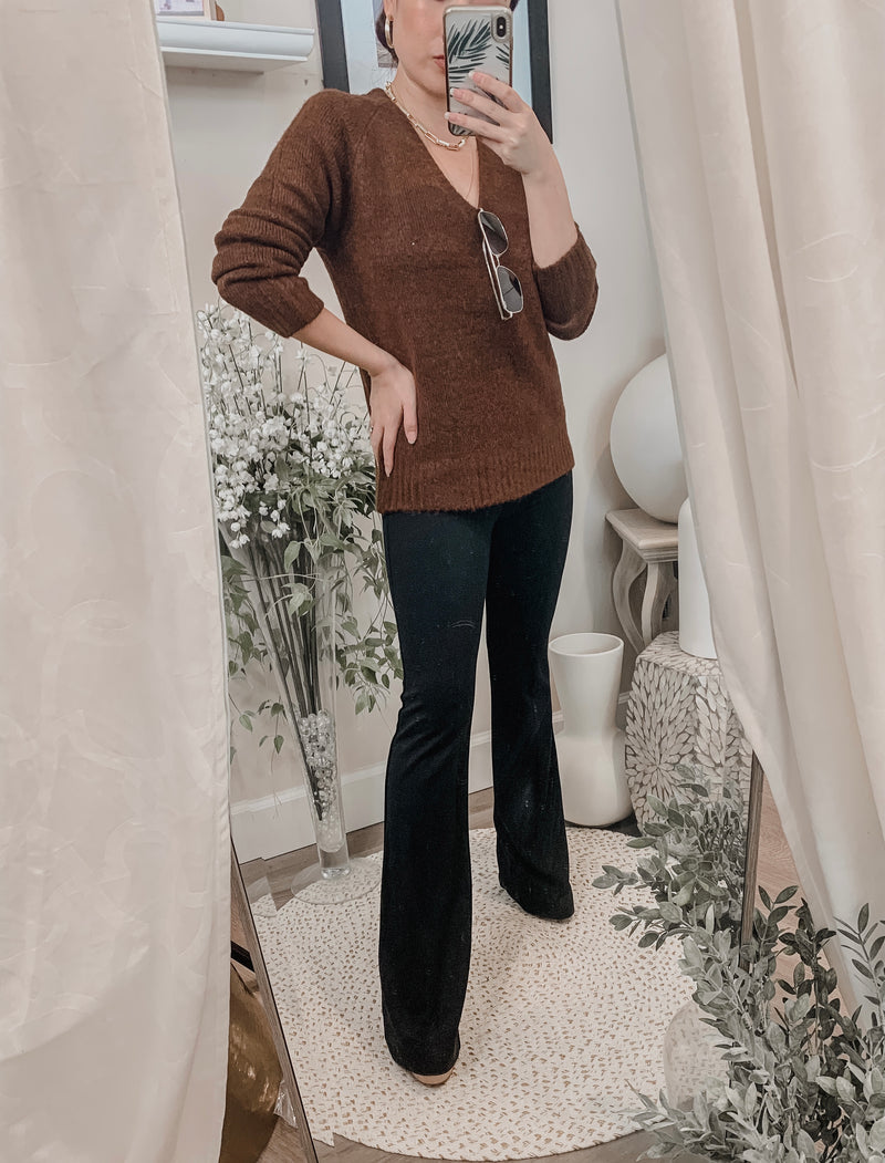 Fifteen Twenty V-Neck Pullover