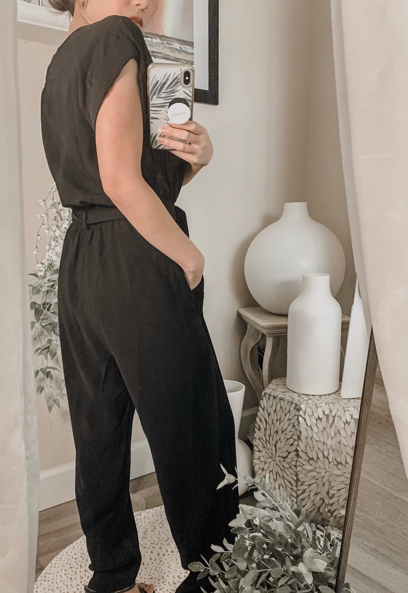 Amanda Uprichard Vista Jumpsuit