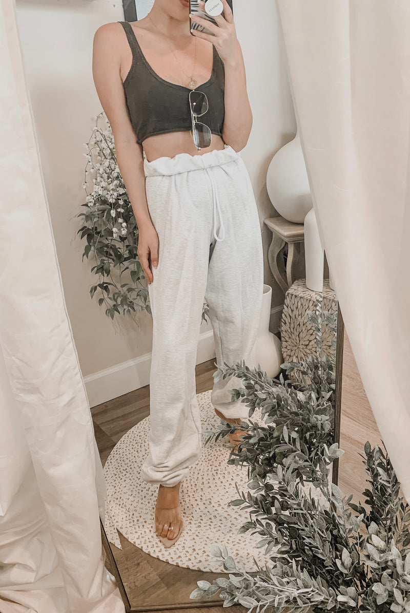 Joah Brown Oversized Jogger