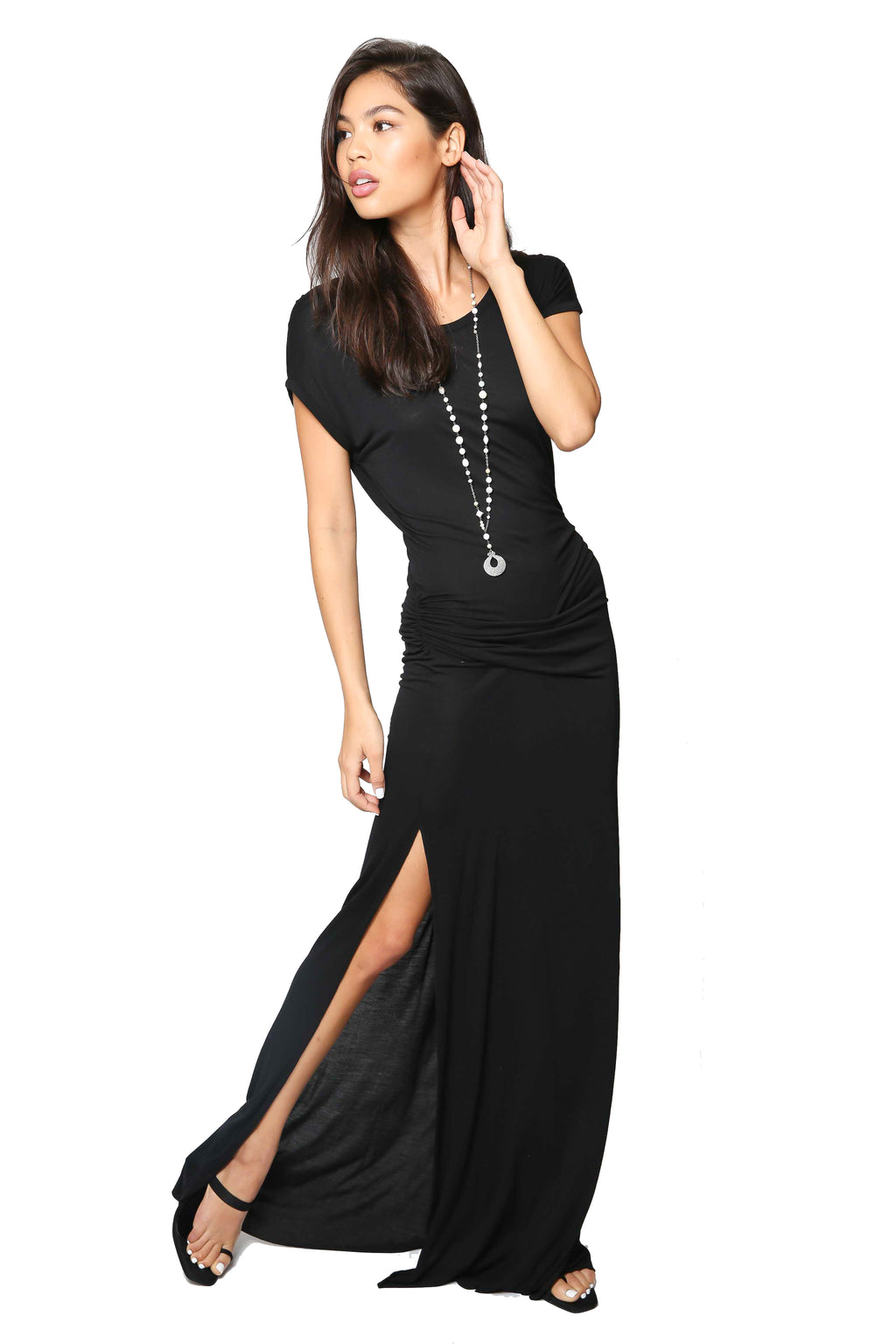YFB Faithe Maxi Dress