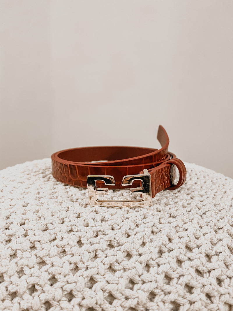 Frame Le Double F Belt