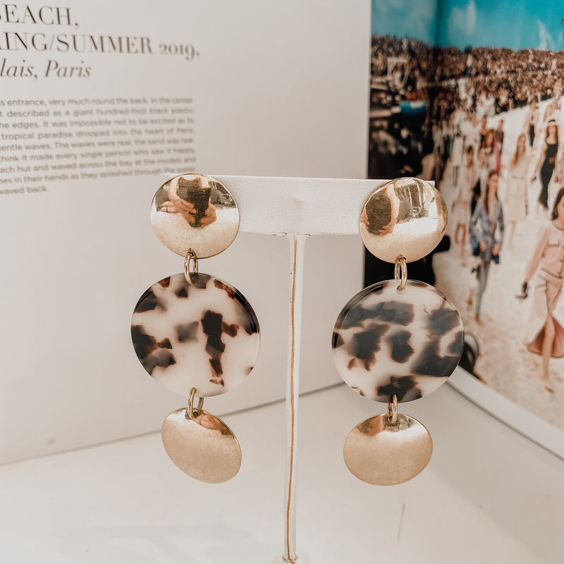 Paradigm Mia Earrings