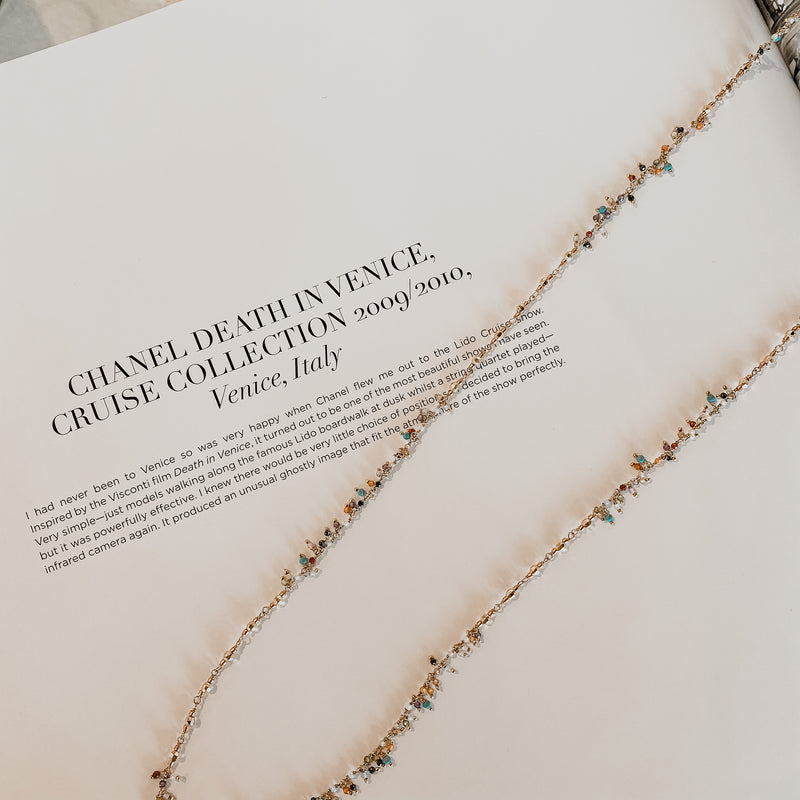 Chan Luu YG Multi Layering Necklace