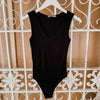 Samantha Eng Sleeveless V-Neck Bodysuit