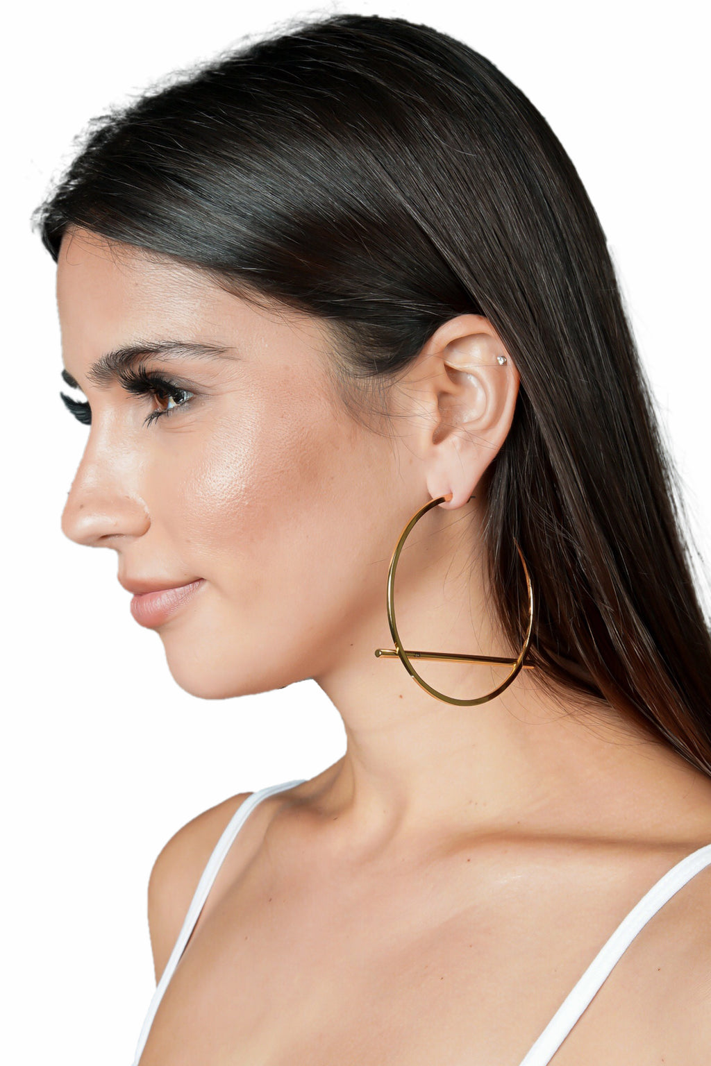 Jenny Bird Trust Hoop Earrings