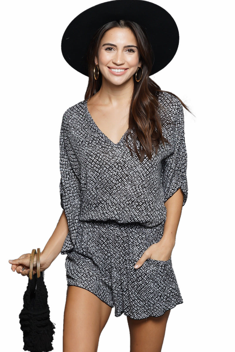 Khush Rock Romper