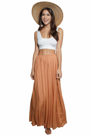Susana Monaco Layered Off Shoulder Top