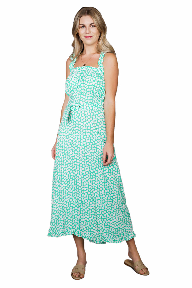 Faithfull Saint Tropez Midi Dress
