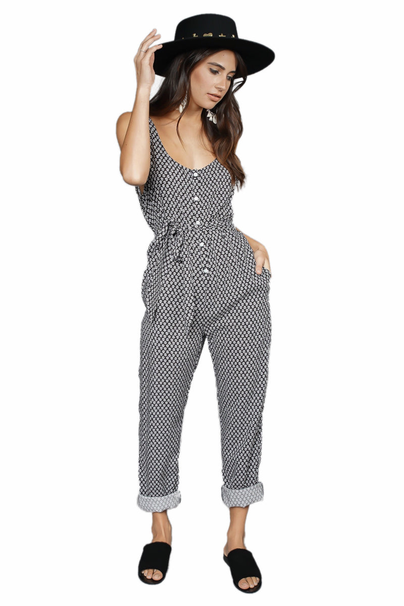 Stillwater Lost In Love Jumpsuit