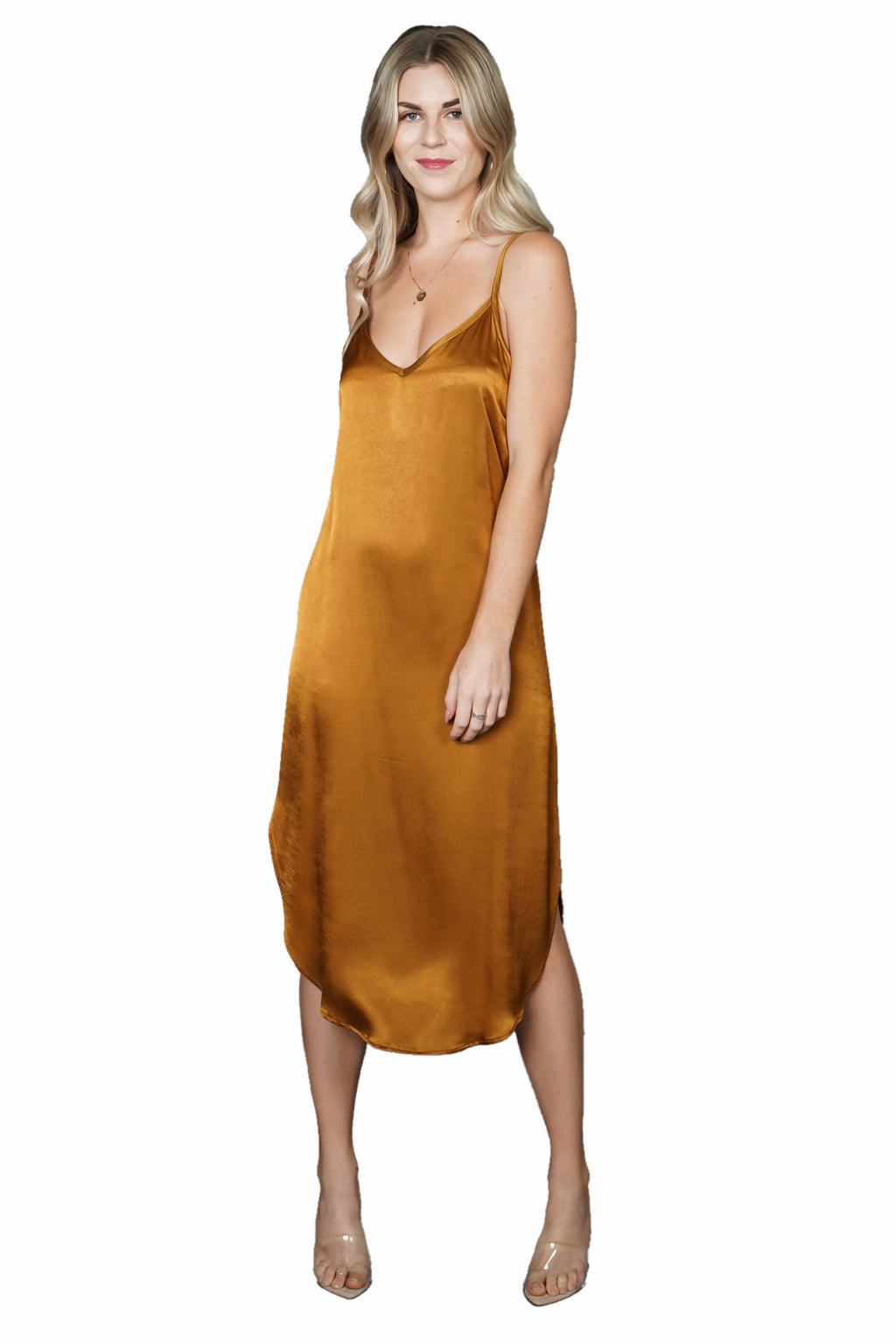 Tina + Jo Midi Slip Dress