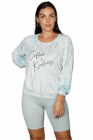 Stillwater Long Sleeve Boyfriend Crop Tee