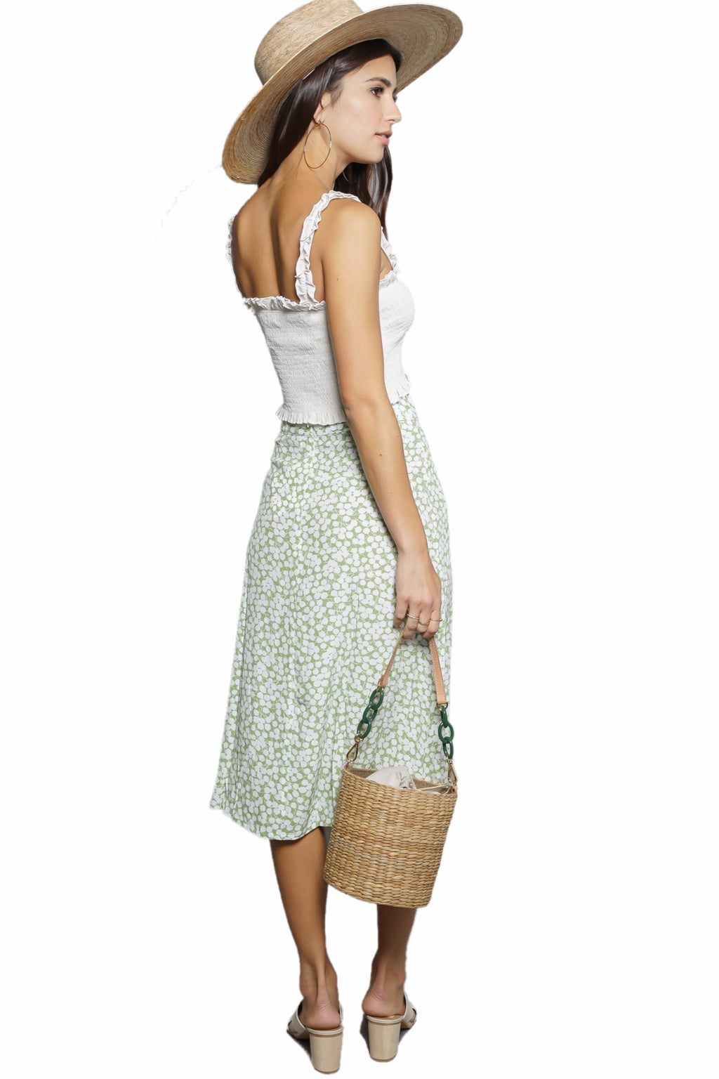Faithfull the Brand Maya Skirt