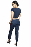 Mother Denim No Zip Misfit Jean