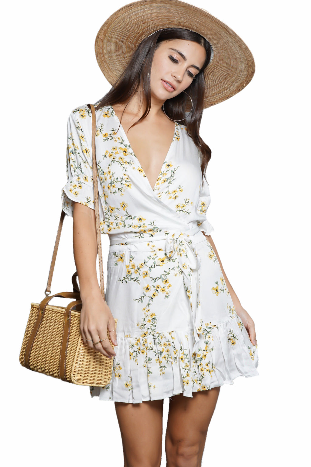 Stillwater Little Goddess Mini Dress