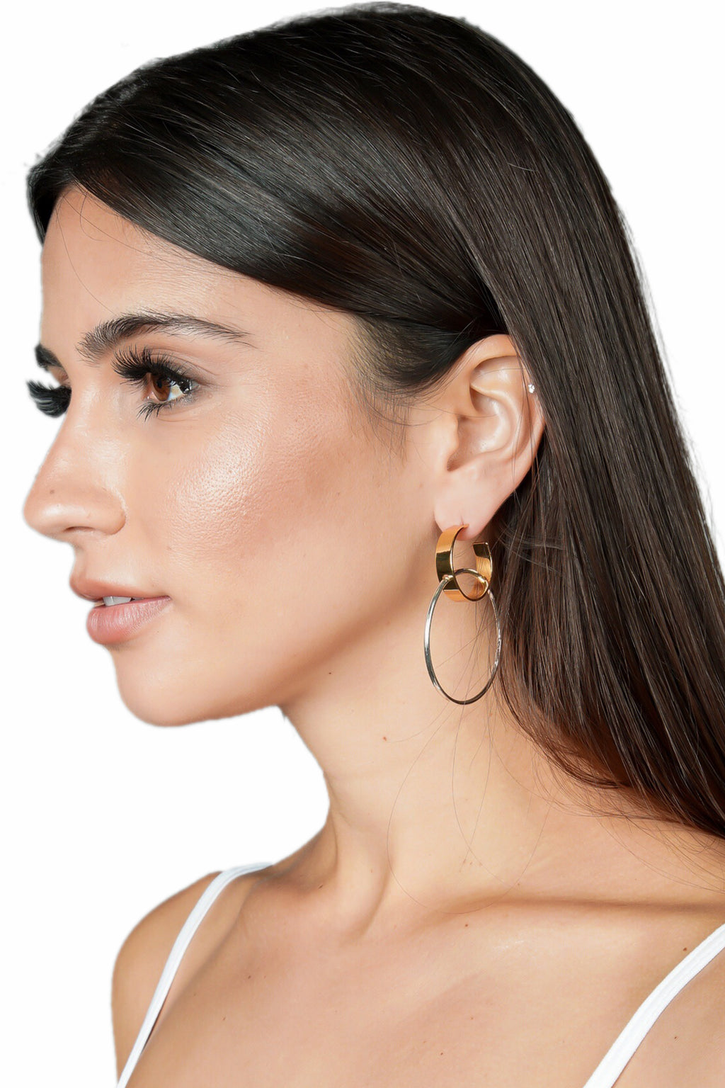 Jenny Bird Imogen Hoop Earrings