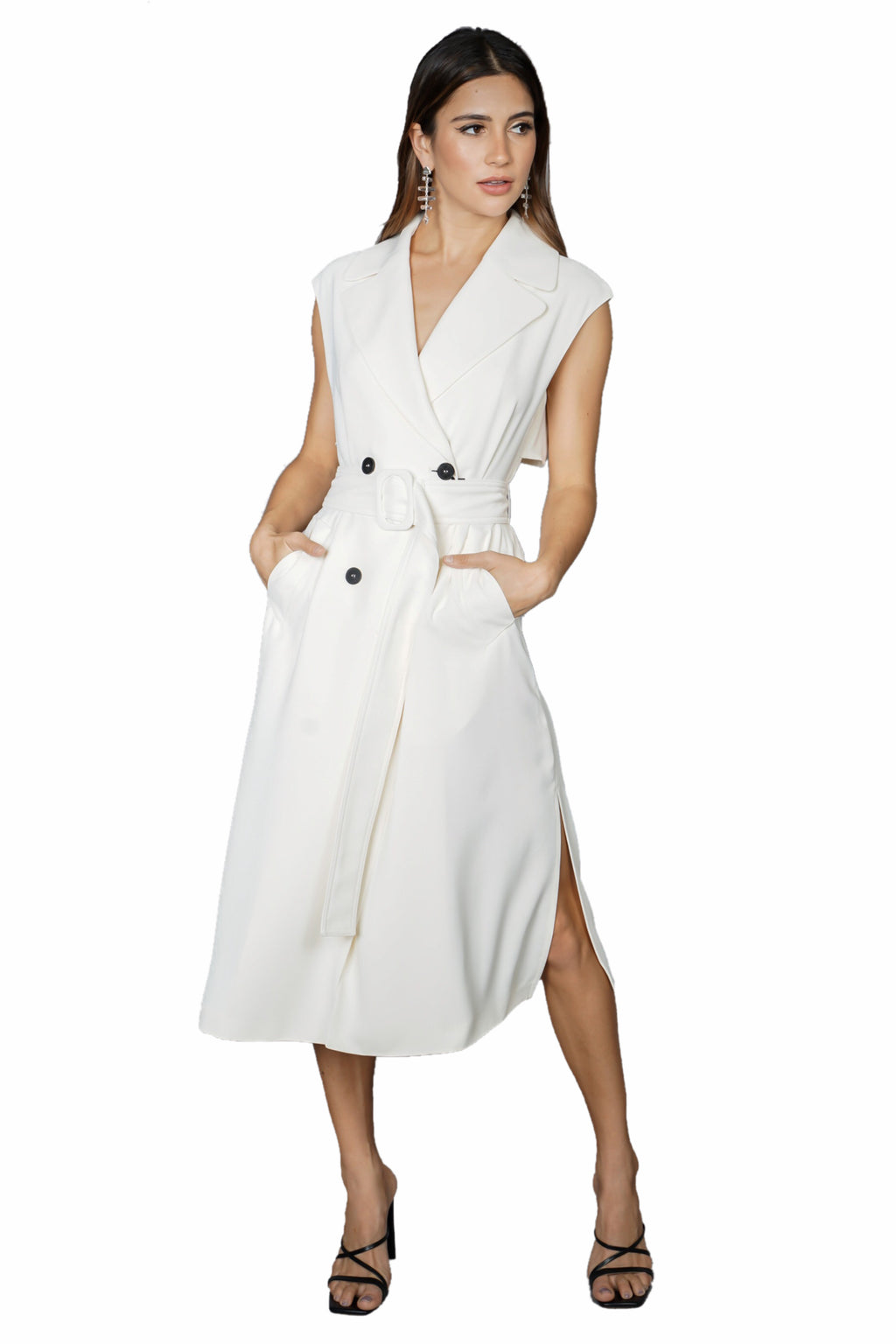 Marella Guidy Sleeveless Jacket