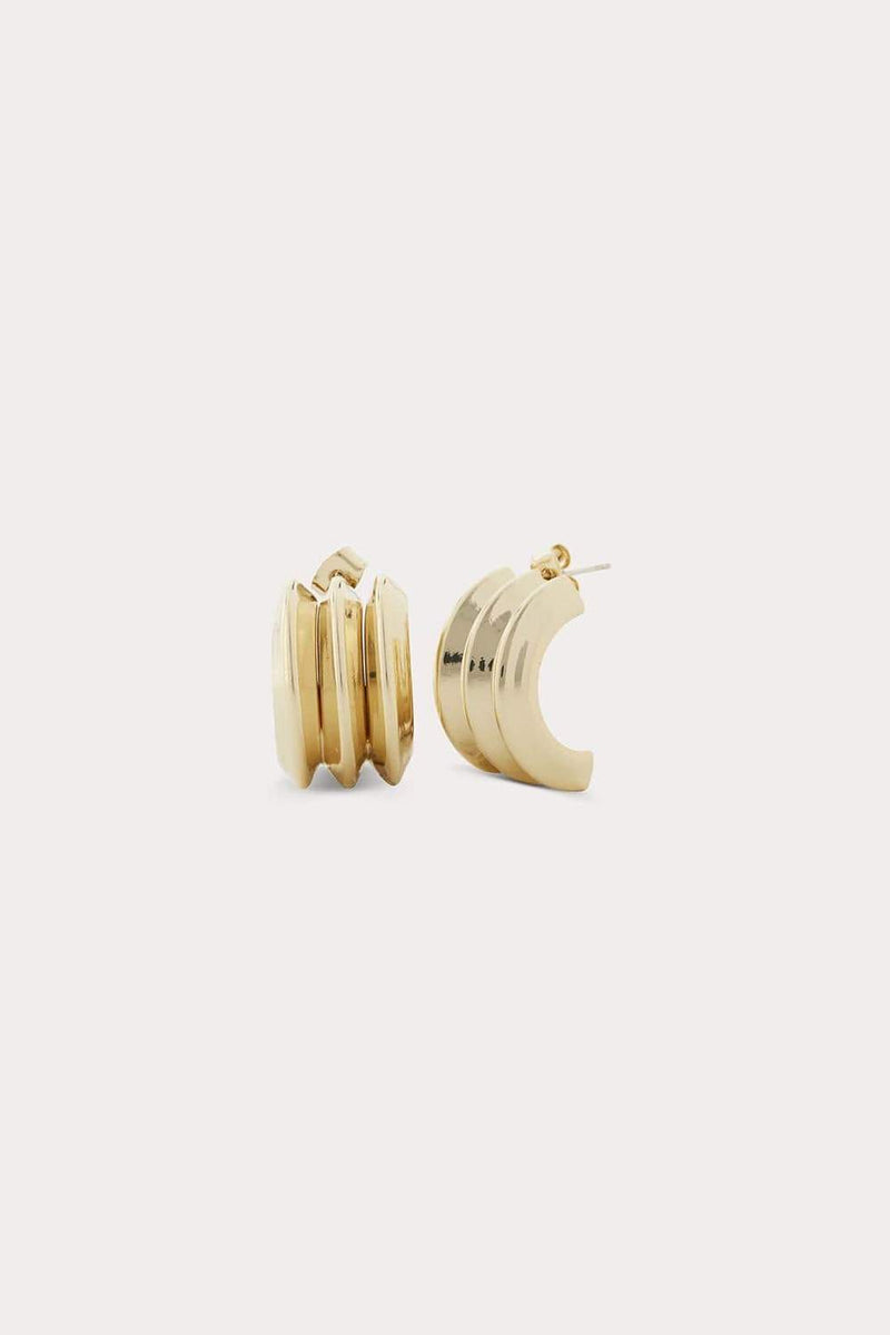 Suzy Earring Gold