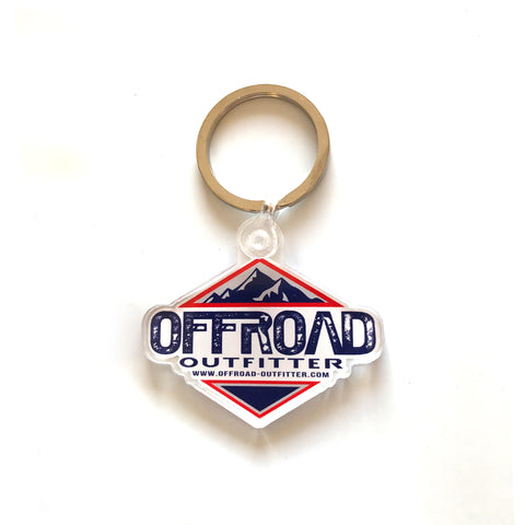 Offroad Outfitter Keychain