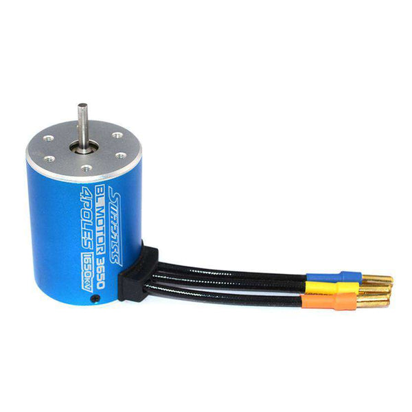 MOTOR CLASSIC BRUSHLESS SENSORLESS BL 3650 5Y 1650KV scala 1/10 RC HIMOTO CY3650 Motor Shopping Toys Hobbies and Robot Online