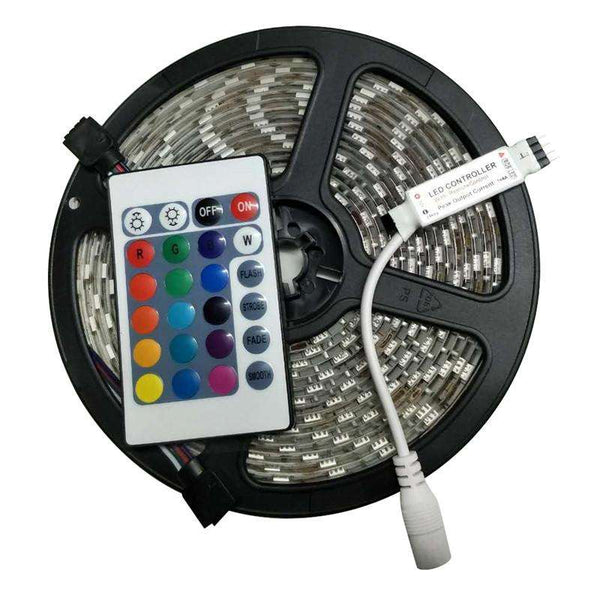 Waterproof LED Strip Lights With Remote Controller Shopping Lights & Lighting Online