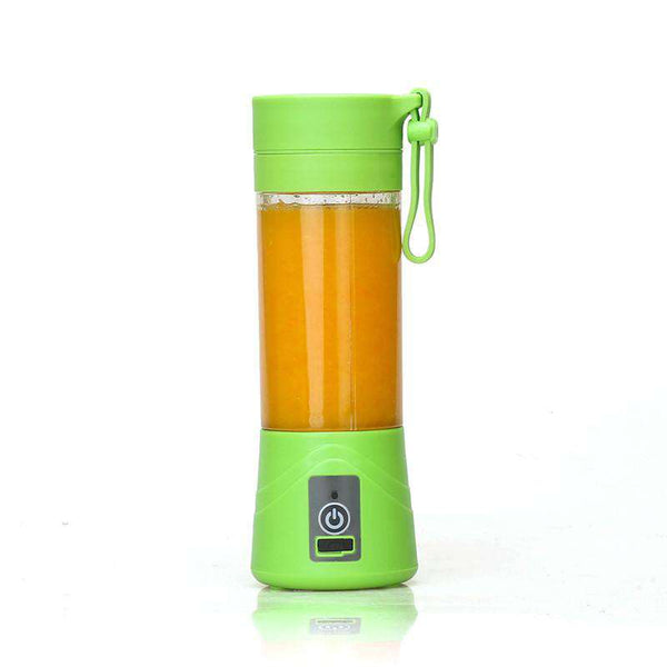 Portable Juicer Bottle Personal Blender USB Charger Fruit Mixing Machine