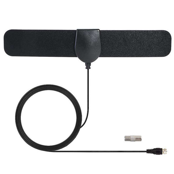 TV Antenna Indoor Digital HDTV Antenna Amplified 25miles Range HD Shopping Electronics Online
