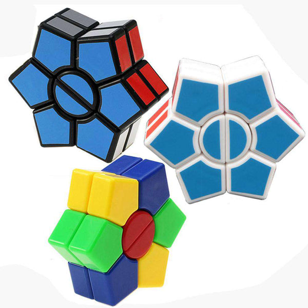 Smooth And Speed Rubiks Cube Puzzle Spinner Focus EDC Toy For Relieving Shopping Toys Hobbies and Robot Online
